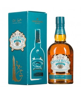 Whisky escocés CHIVAS REGAL mizunara 700 ml