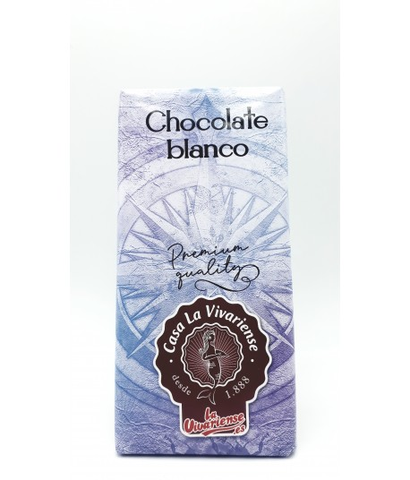 CHOCOLATE BLANCO CASA LA VIVARIENSE