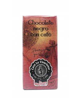 CHOCOLATE NEGRO CON CAFE CASA LA VIVARIENSE
