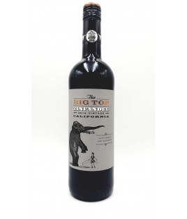 BIG TOP RED ZINFANDEL