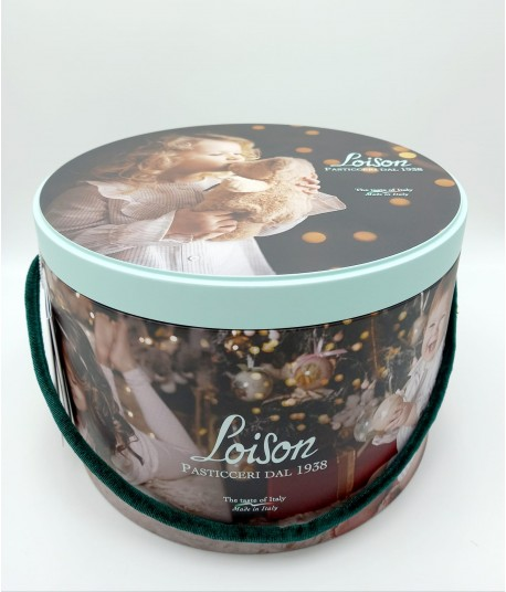 PANETTONE REGAL CHOCOLATE 600GR
