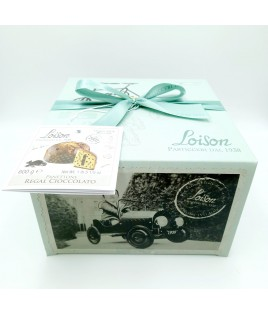 PANETTONE REGAL CHOCOLATE 600G LOISON