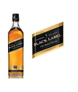 WH Johnnie Walker Black Label 12 Años