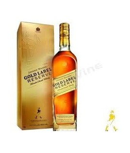 JOHNNIE WALKER GOLD LABEL